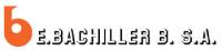 E. Bachiller B., S.A.
