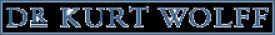 Dr. Kurt Wolff GmbH & Co KG