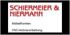 Schiermeier & Niermann CNC-Holzverarbeitung GmbH
