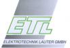 ETL Elektrotechnik Lauter GmbH